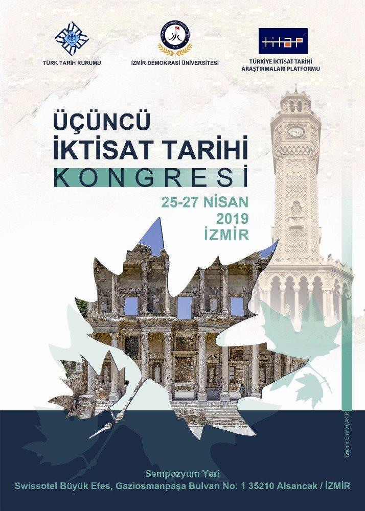 İzmir'de uluslararası kongre
