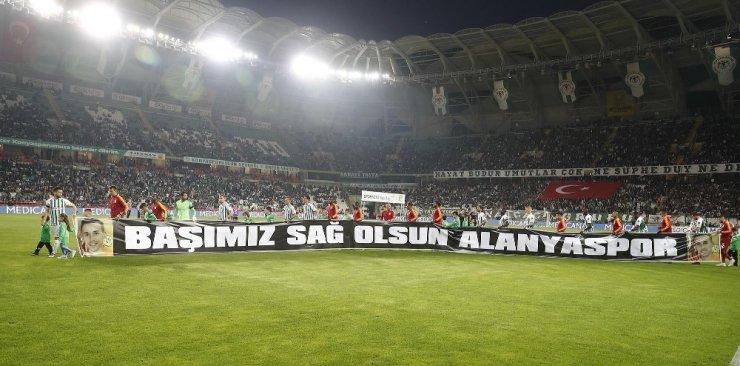 Konyaspor: 0 - Galatasaray: 0