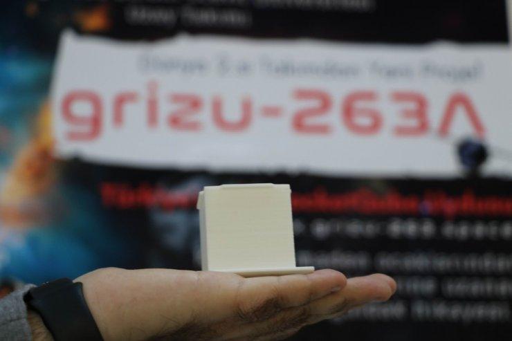 Grizu 263'ün cep uydusu 2020 son çeyreğinde uzaya gönderilecek